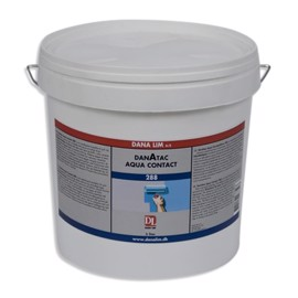 Colle pour stratifié/linoléum Aqua Contact 288 1ltr.